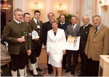 """Verleihung des """"Steirischen Panthers"""" und des """"Robert Stolz Ehrenpreises"""" 2005"""