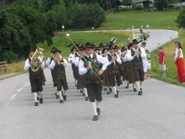 Marschmusikbewertung 2005 in Weinitzen