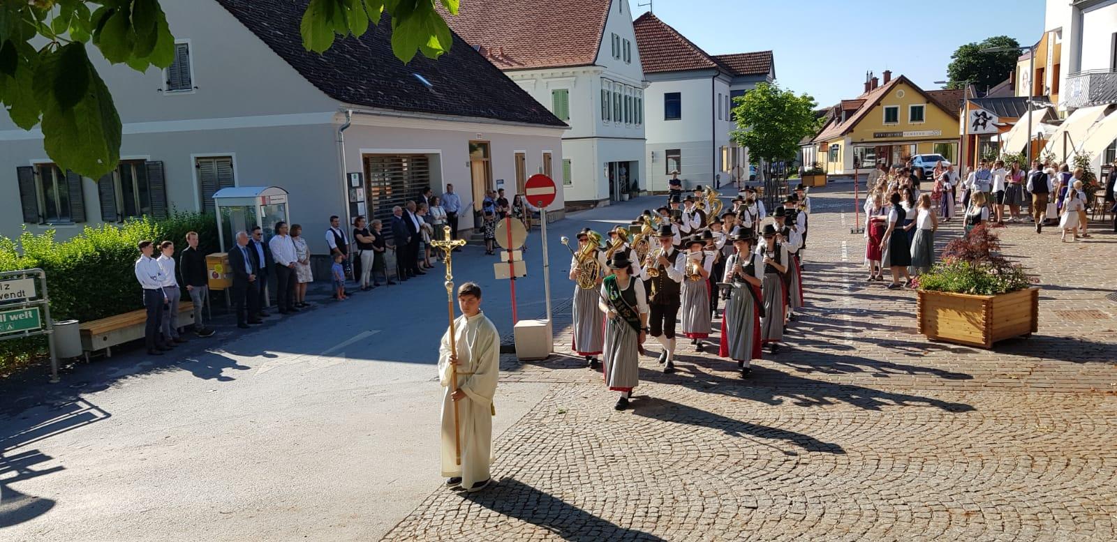 Erstkommunion – Kumberg – 26.6.2021