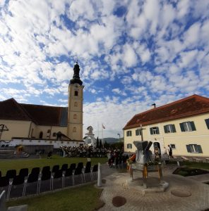 "Read more about the article Fest des Seelsorgeraumes ""Hügelland-Schöcklland"" – 19. September 2021   St. Marein bei Graz"