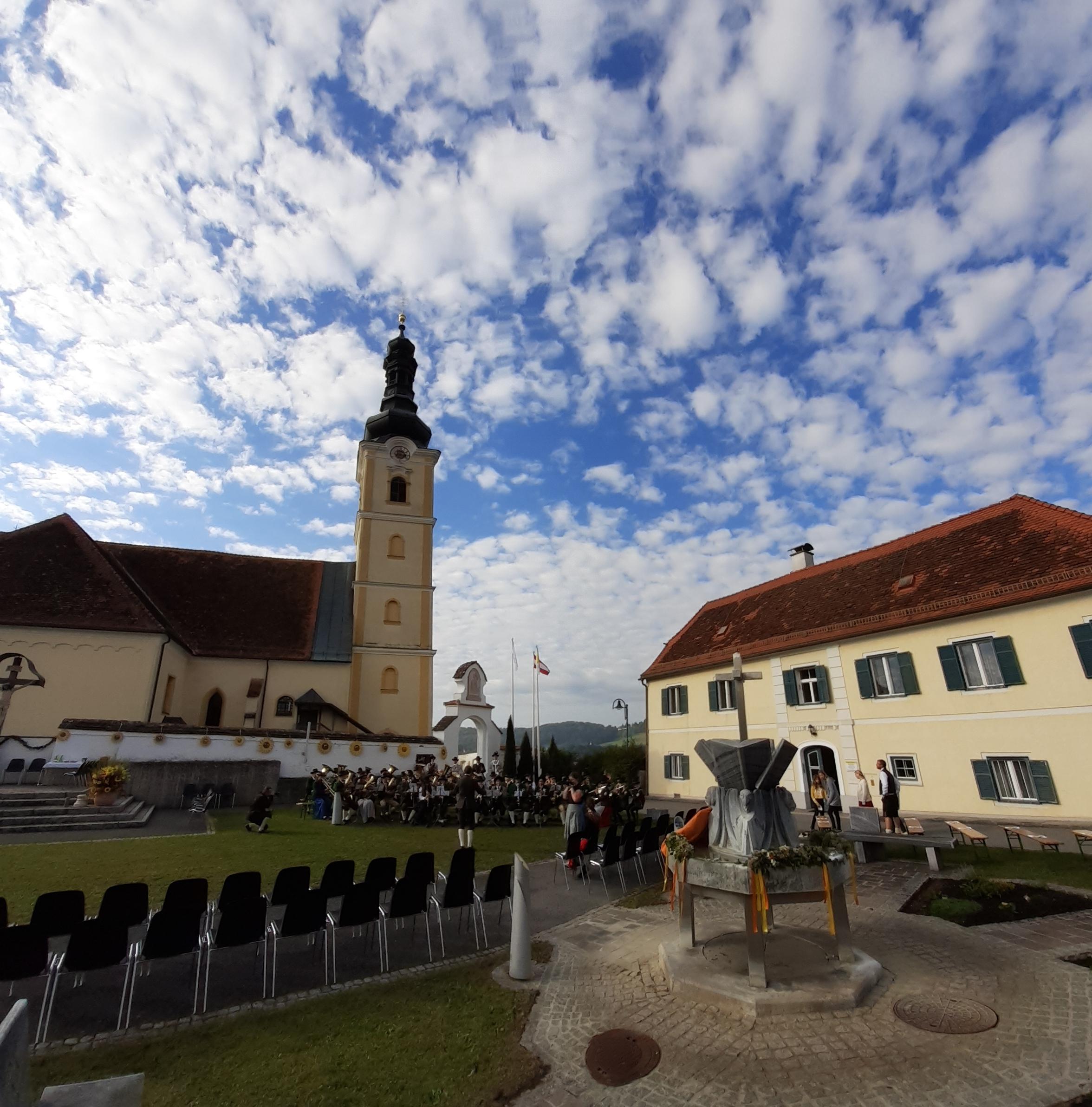 "Read more about the article Fest des Seelsorgeraumes ""Hügelland-Schöcklland"" – 19. September 2021 | St. Marein bei Graz"