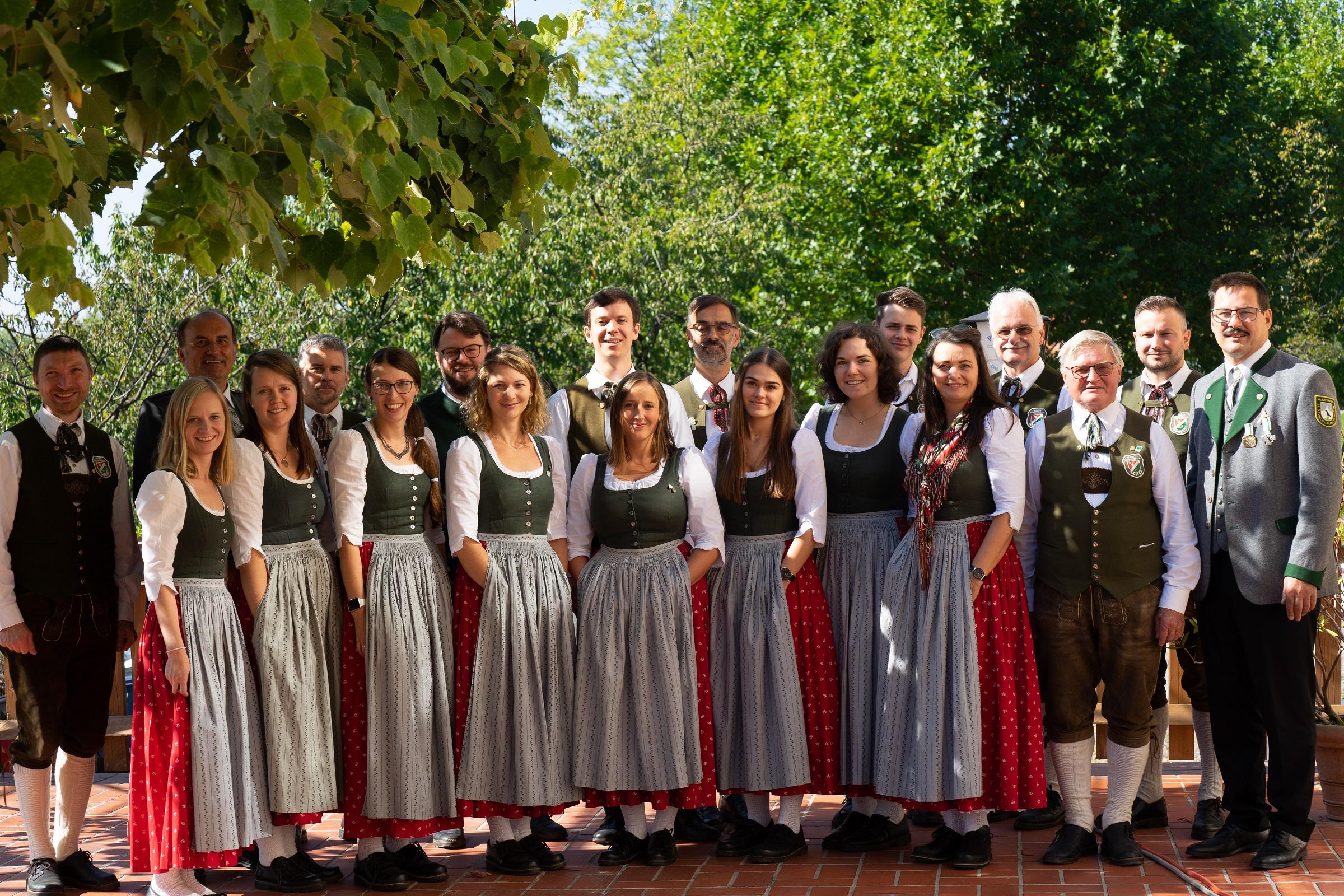 Read more about the article Jahreshauptversammlung – 3. Oktober 2021 | 9:00 | Gasthof Altes Fassl
