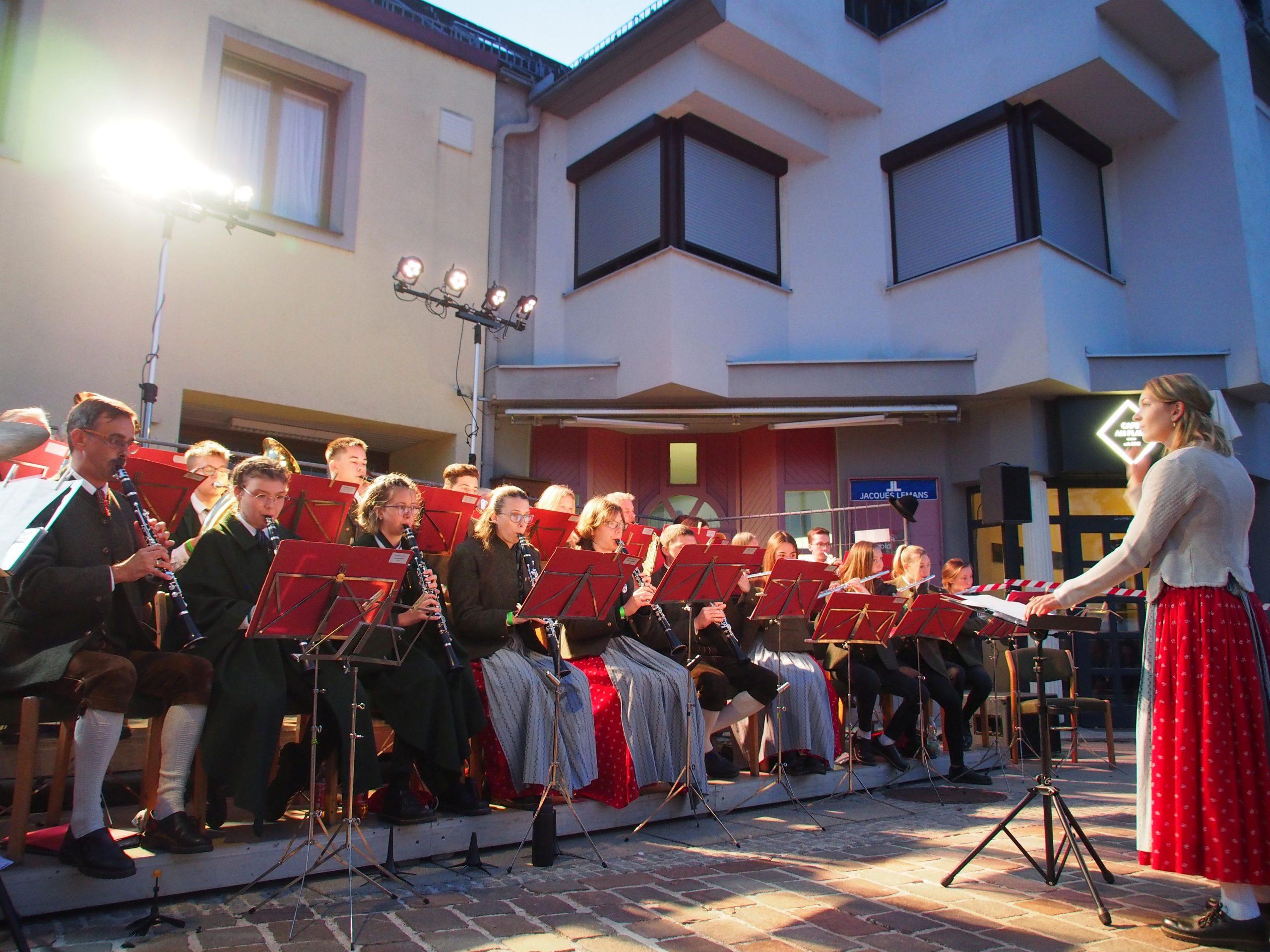 Read more about the article OpenAir Konzert – 25. September 2021   19:00   Marktplatz Kumberg